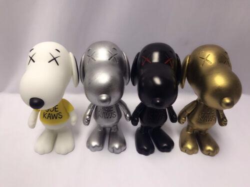 Authentic Kaws Joe Snoopy Medicom Toy 4 styles New Hot 2019 Worldwide Shipping