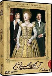 Elizabeth-I-2-DVDs-von-Tom-Hooper-DVD-Zustand-akzeptabel