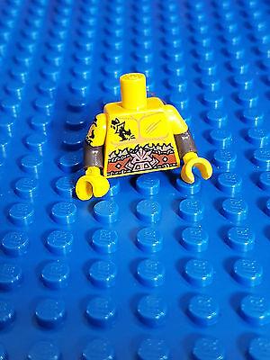 LEGO-MINIFIGURES SERIES X 1 LEGS FOR THE BATTLE DWARF SERIES 17 parts 17