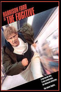 The Fugitive DVD, Tom Wood, L. Scott Caldwell, Daniel Roebuck, Jeroen Krabbé, An