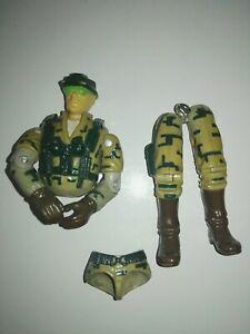Gi-Joe-Original-1989-Recoil-action-figure-For-repair-Hasbro