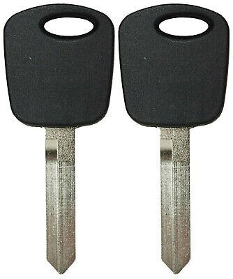 Transponder Chip Ignition Key Door Pats Uncut H73-PT For Ford Mercury 10 Cut