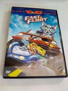 DVD-tom-amp-jerry-fast-amp-furry