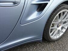 CLEAR stoneguard set Porsche 911 997 Turbo Genuine quality Polyurethane film