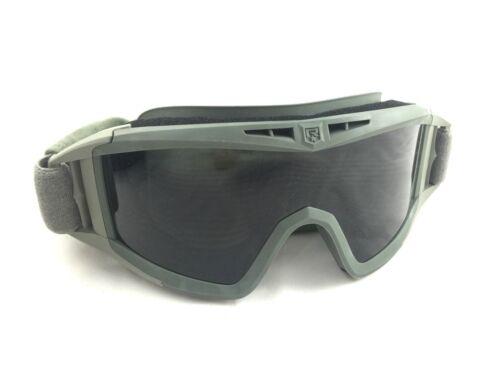 Military Issue APEL Eyewear Revision Desert Locust Ballistic Goggles Foliage