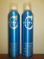 (2) Tigi Catwalk Curl Booster Curls Rock Spray 7.7 OZ