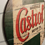 thumbnail 12 - Wood Bar Signs Vintage Retro Pub Man Cave Wall Sign Wooden Circle Plaques. UK