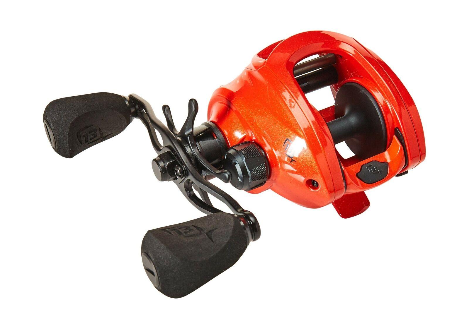 13 Fishing Concept Z Low Profile Bait Casting Reel 7.3 1 Getriebe Ratio