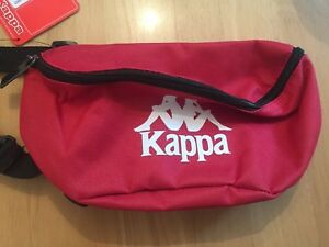 723ce9f756f Kappa Vtg Festival 90s Hip Pack (bag) authentic Bum Bag Waist   eBay