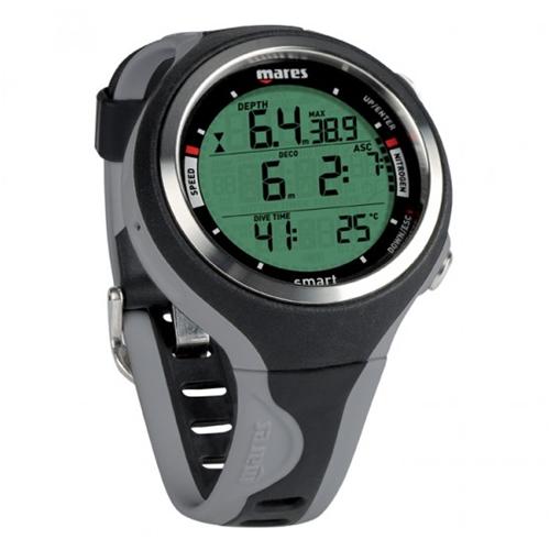 Mares Dive Computer for Scuba Wrist Watch Nitrox Diving Smart Dive Grau 4UK
