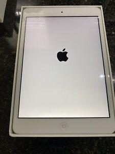 Apple iPad mini 2 Weiß Silber WiFi LTE 4G 32GB TOP optisch technisch, OVP - Tecklenburg, Deutschland - Apple iPad mini 2 Weiß Silber WiFi LTE 4G 32GB TOP optisch technisch, OVP - Tecklenburg, Deutschland
