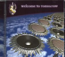 Snap - Welcome To Tomorrow (Original 1994 Album) 2004 CD (New)