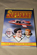 Supercar - The Complete Series (DVD 2015, 5-Disc Set) GERRY ANDERSON, BRAND NEW