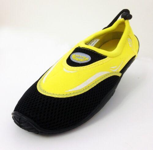 Youth Childrens Girls Boys Slip On Water Shoes//Aqua Socks//Pool Beach Sizes 1-6