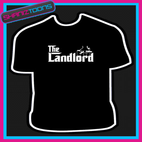 THE LANDLORD TSHIRT MENS WOMENS KIDS SIZES