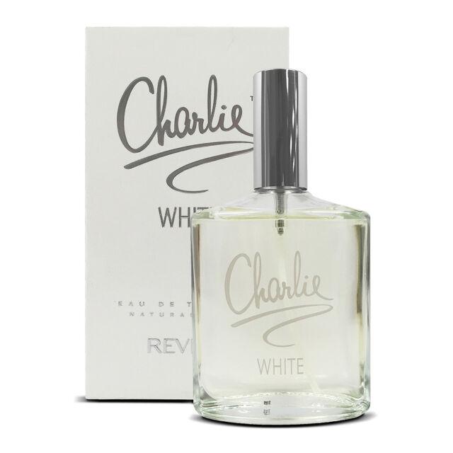 Charlie White eau de toilette 100ml de Revlon perfumes mujer