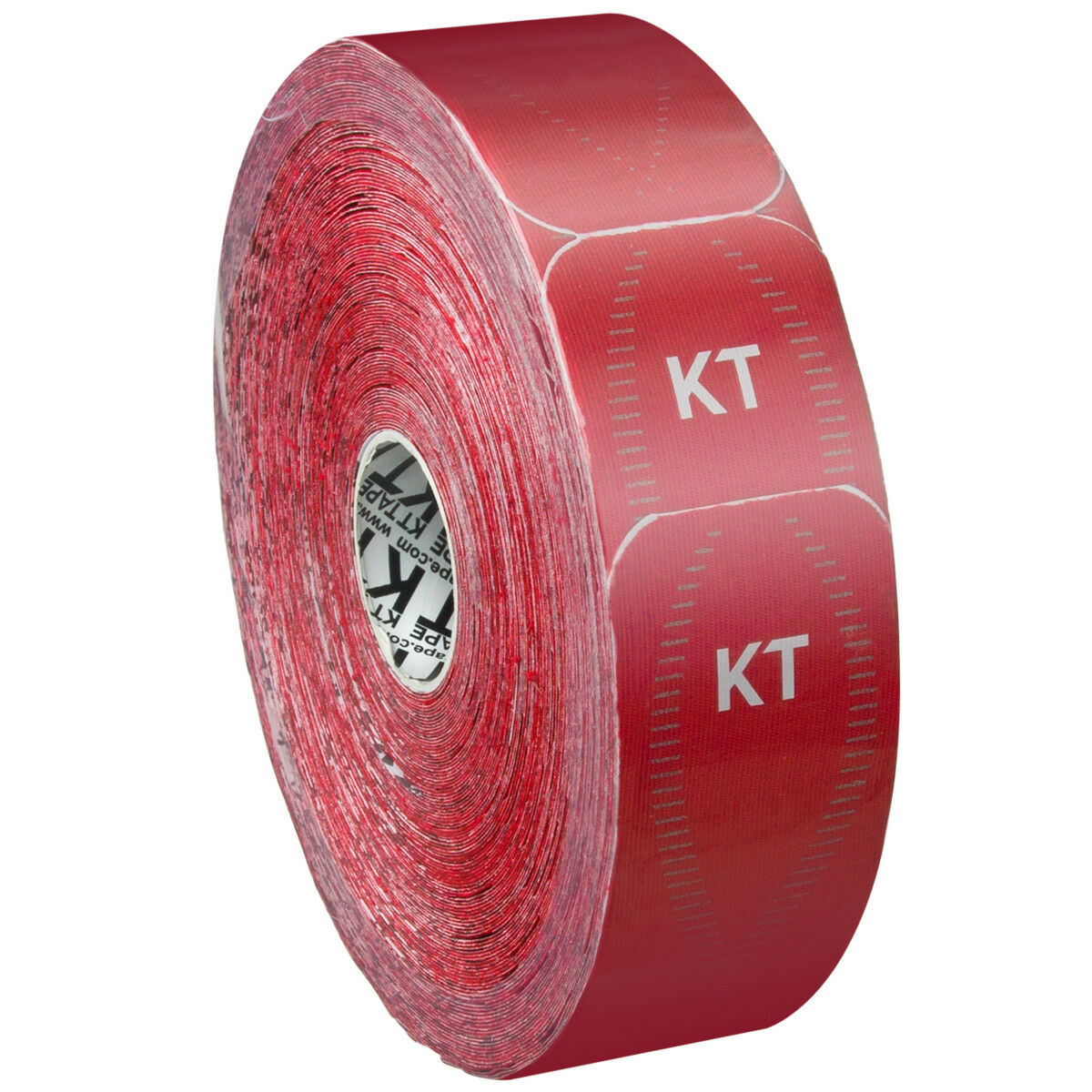 KT Tape Jumbo Synthetic Pro Precut Elastic Athletic Sport Kinesiology Rage Red