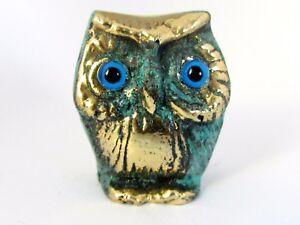 Details About Owl Symbol Of Athena Goddess Of Wisdom Ancient Greek Bronze Museum Replica