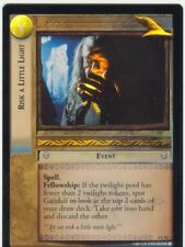 Lord Of The Rings CCG FotR Foil Card 1.C82 Risk A Little Light
