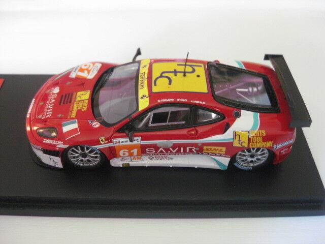 FUJIMI TSM11FJ025 Ferrari F430 GTC  2011 24Heures du Mans AF Cors1 43 Neu in OVP