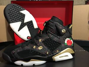 19d3557f0acf NEW DS 2018 Nike Air Jordan 6 Retro VI CNY Chinese New Year AA2492 ...