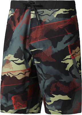 Coscienzioso Reebok Crossfit Epic Cordino Pantaloncini Da Uomo Di Formazione-verde-mostra Il Titolo Originale