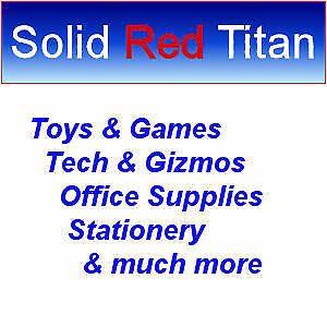 Solid Red Titan