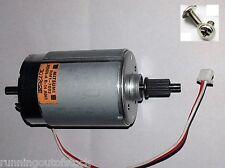 DC 6V-24V High quality Generator Motor 2400-9000 RPM High Torque Solar Motor Fan