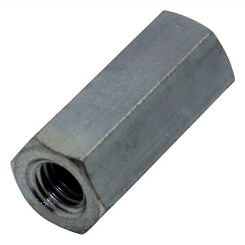 10x TFF-M6X20//DR129 fileté entretoise int filetage M6 20 mm Hexagonal 129X20