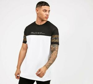 Kings-Will-Dream-KWD-New-Mens-Crew-Neck-Short-Sleeve-T-Shirt-Vez-White-Gold
