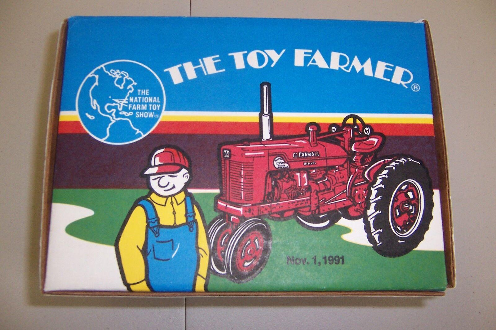 Envío 100% gratuito Agricultor Internacional De De De Juguete MTA 1991  Envío y cambio gratis.