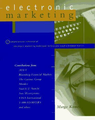 Electronic Marketing Sourcebook, Komenar, Margo, Used; Good Book
