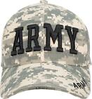 Rothco 9488 ACU Digital Camouflage Army Deluxe Low Profile Adjustable Cap