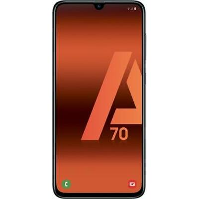 Samsung Galaxy A70 6.7/17,02cm 6GB 128GB Negro Nuevo 2 Años Garantía