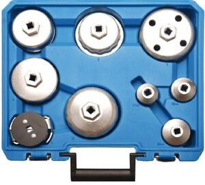 BGS-Oil-Filter-Cap-Set-9-Pieces-8667