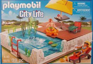 Playmobil-5575-Einbau-Swimmingpool-39teilig-Neu-Ovp-geeignet-fuer-Luxusvilla-5574