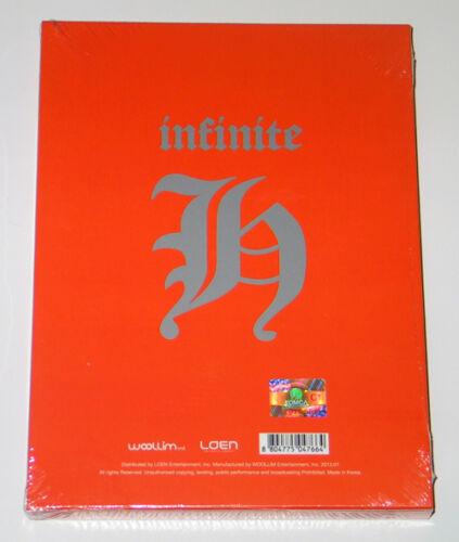 INFINITE H Mini Album - Fly High CD+Mini Photo K-POP HOYA, DONGWOO