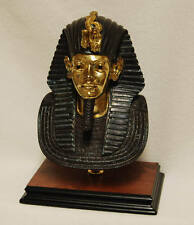 1991 Sculpture Italian Sculpture A. Santini Egyptian King Tutankhamun Figurine
