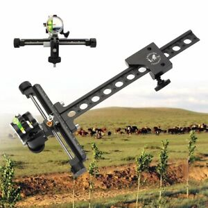 Archery-Compound-Bow-Sight-1-Pin-0-059-039-039-Micro-Adjustable-Hunting-Target-Games