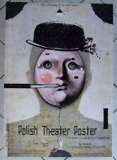 Polish Theater Posters - exhibition poster - Kaja