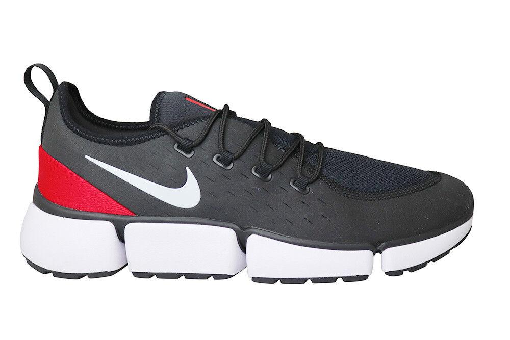 Mens Nike Nike Pocket Fly DM - AJ9520003 - Black White Varsity Red