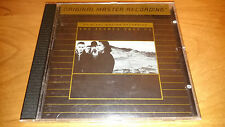 U2 The Joshua Tree MFSL 24Kt Gold CD UDCD 650