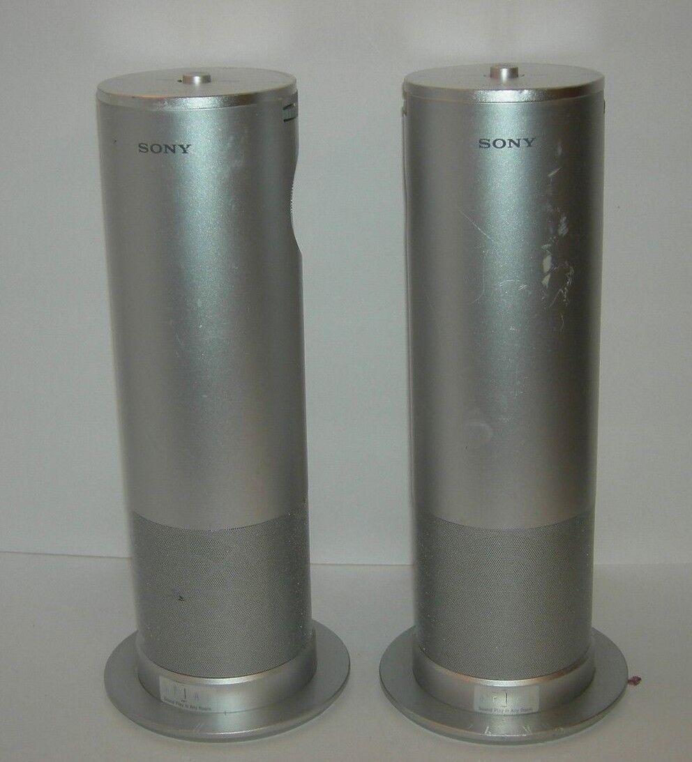SONY SRS-RF90R Wireless Active Speaker Lot of 2