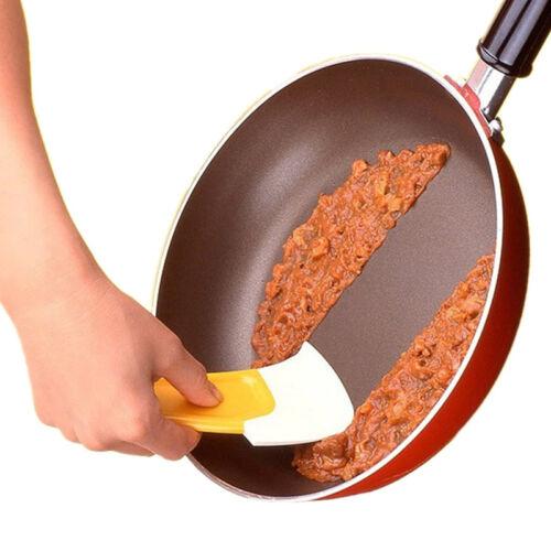 Pfannen Reinigungs Schaber Silikon Küchen Spachtel Kuchen Backen Werkze ki
