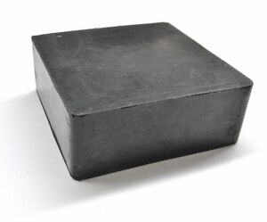 2-1-2-034-Rubber-Block-Bench-Stamping-Forming-Nomar-1-034-Base-for-Steel-Block-Dapping