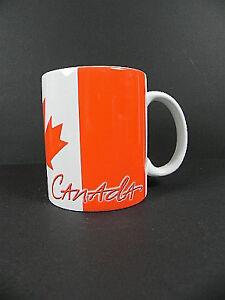 Kanada-Flagge-Ahorn-Kaffeetasse-Kaffeebecher-Canada-Souvenir-Tasse-Coffee-Mug