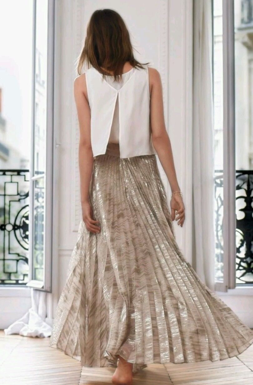 Anthropologie Midlight Maxi Skirt by Moulinette Soeurs Size 6 NEW