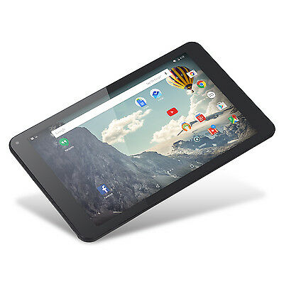 """NeuTab K1 10.1"""" Tablet PC HD 1280 Quad Core Android 5.1 16GB Dual Cams WiFi HDMI"""