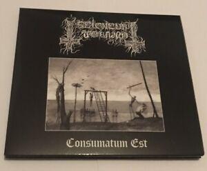 Seigneur Voland - Consumatum Est NEW Digi CD Kristallnacht