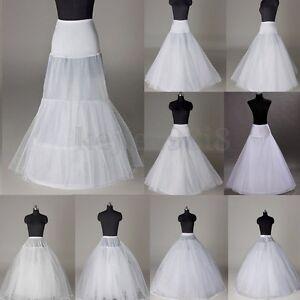 Image Is Loading Bridal Wedding Prom Dress Hoopless Crinoline Underskirt Fancy